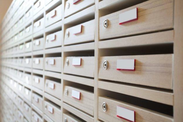 boite postale domiciliation entreprise